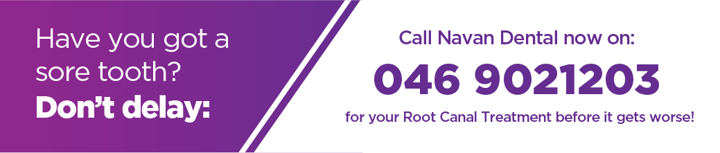 Call us for your root canal treatment