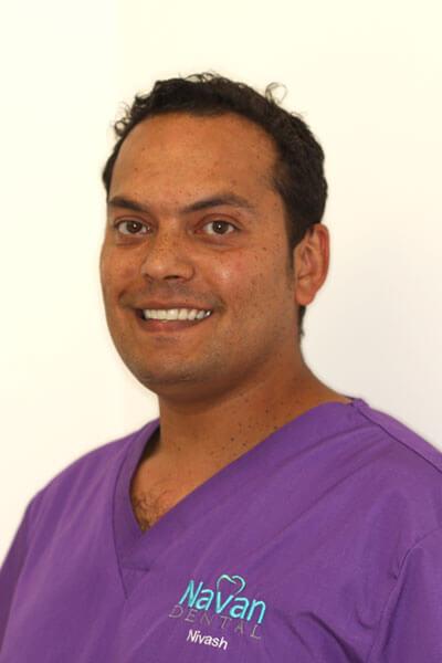Dr. Nivash Lalloo