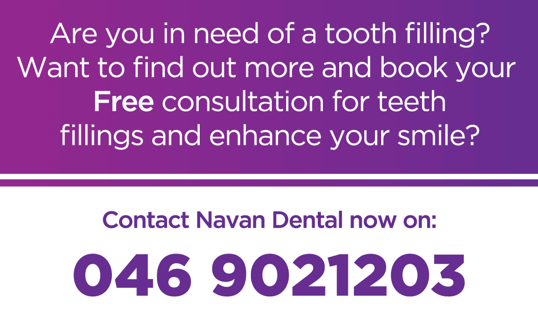 Book your free consultation for white fillings today